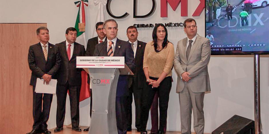 CDMX despliega 30 mil uniformados para Semana Santa