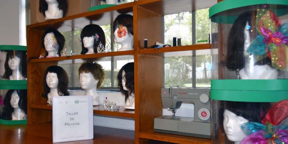 Crean primera red de talleres de pelucas artesanales oncológicas