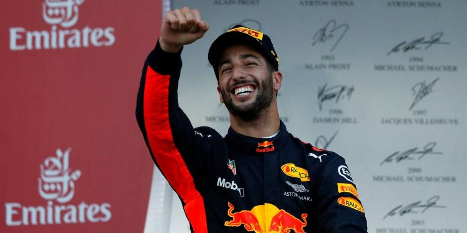 Gana Ricciardo el Gran Premio de Mónaco