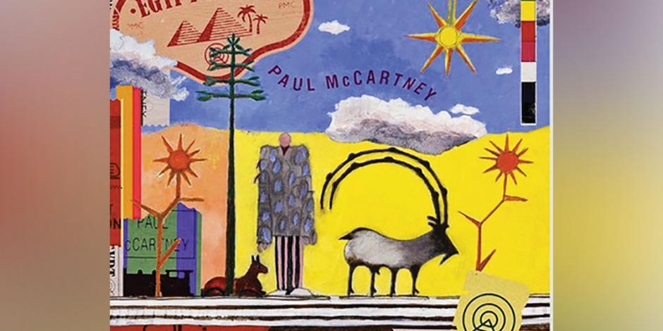 El sargento McCartney: Egypt Station