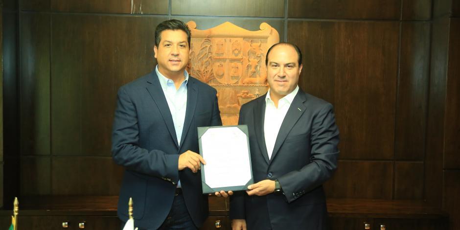 Gobernador de Tamaulipas nombra a nuevo secretario de Desarrollo local