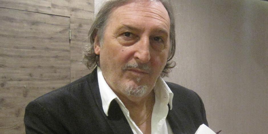 Eduardo Iglesias rompe en novela esquemas narrativos tradicionales