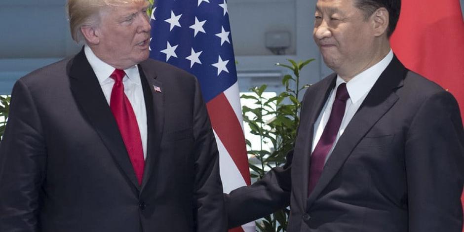 Planea Trump imponer 50 mil mdd en aranceles a China