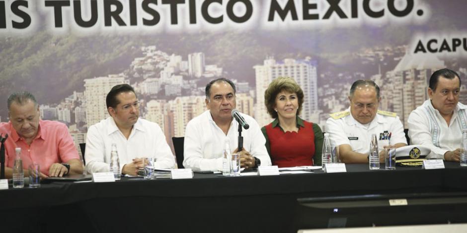 Astudillo impulsa turismo en Acapulco