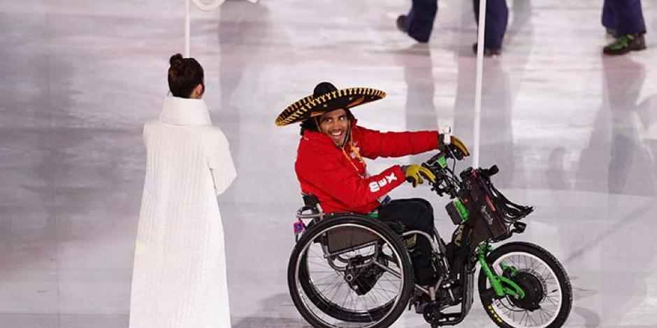 México presente en los paralímpicos de PyeongChang