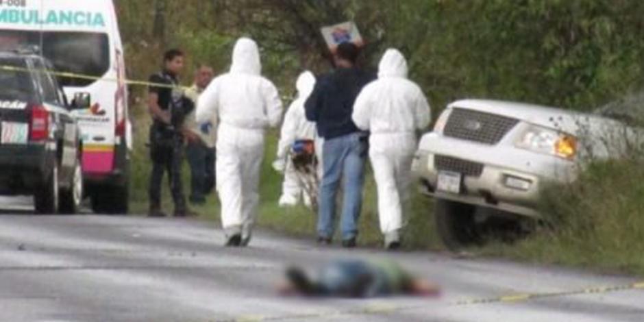 Matan a balazos a exdiputado del PRD, Juan Figueroa