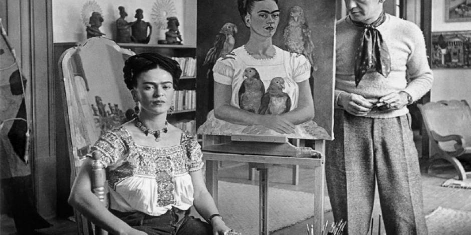 Exhiben por primera vez en México 54 fotografías de Frida que le tomó su amante