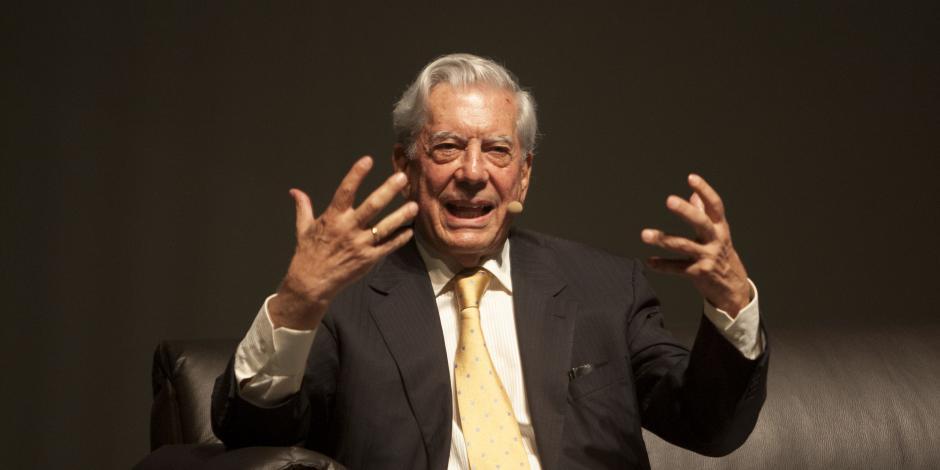 Con sus ataques, Trump ha favorecido a Obrador, afirma Vargas Llosa