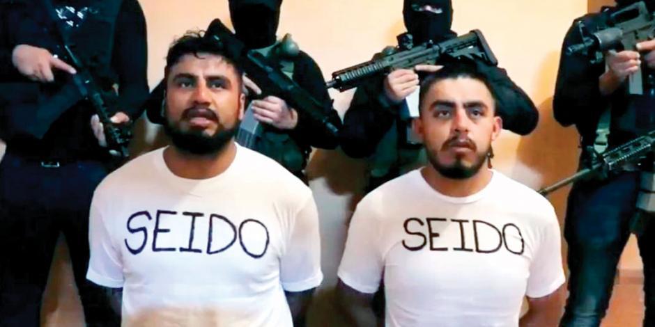 Detienen a 18 implicados en asesinato de agentes de la PGR