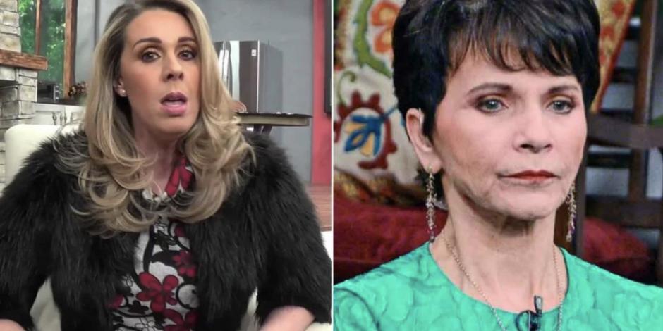 Paty Chapoy opina sobre Atala Sarmiento en Televisa