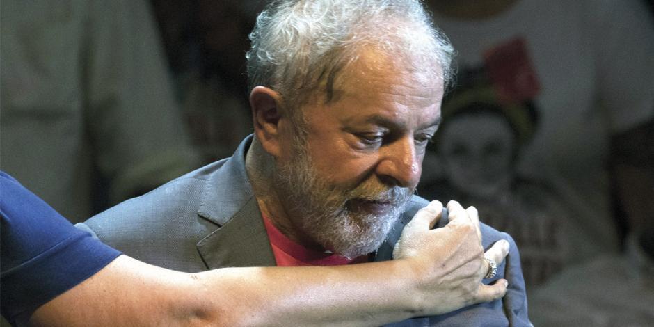 Quitan a Lula beneficios como expresidentepor encarcelamiento