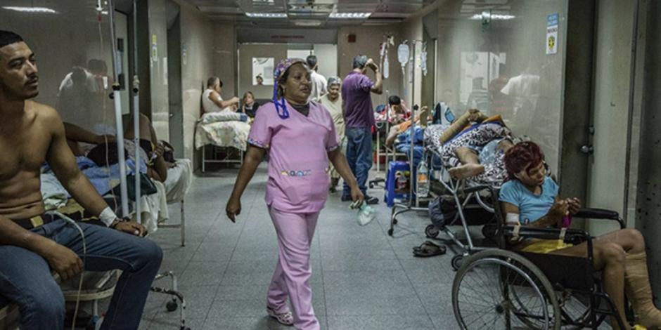 Amnistía Internacional pide a Venezuela permita la ayuda humanitaria