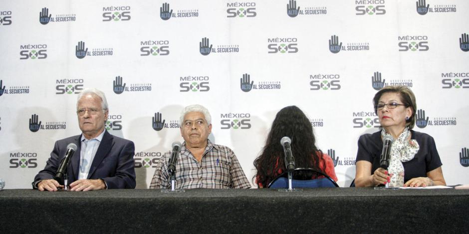 """Nestora me secuestró, le pedía $5mil a mis padres"", narra Rubí"