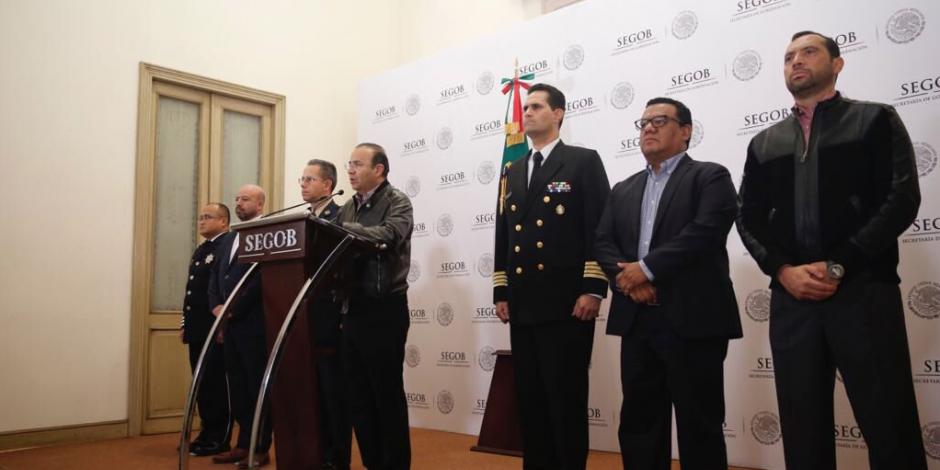 Ligan carga de 270 kilos de coca hallada en Tláhuac a líder del CJNG