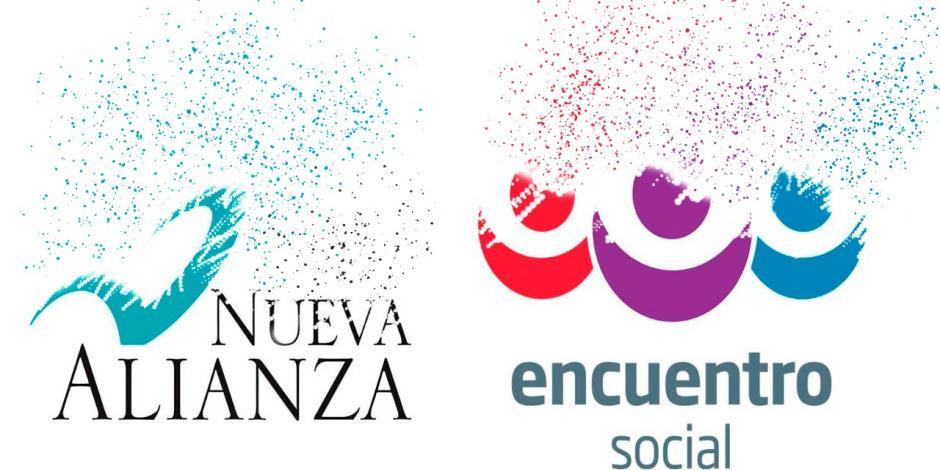 Aprueba INE pérdida de registro de Nueva Alianza y Encuentro Social