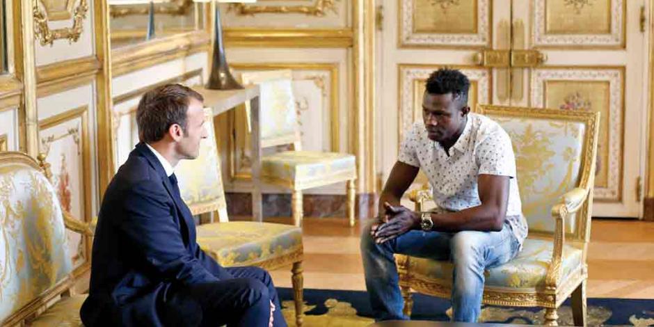 Hazaña de 'Spiderman' africano abre debate migratorio en Francia