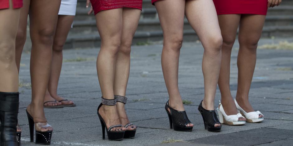 Trabajadoras sexuales en España crean sindicato y desatan la polémica