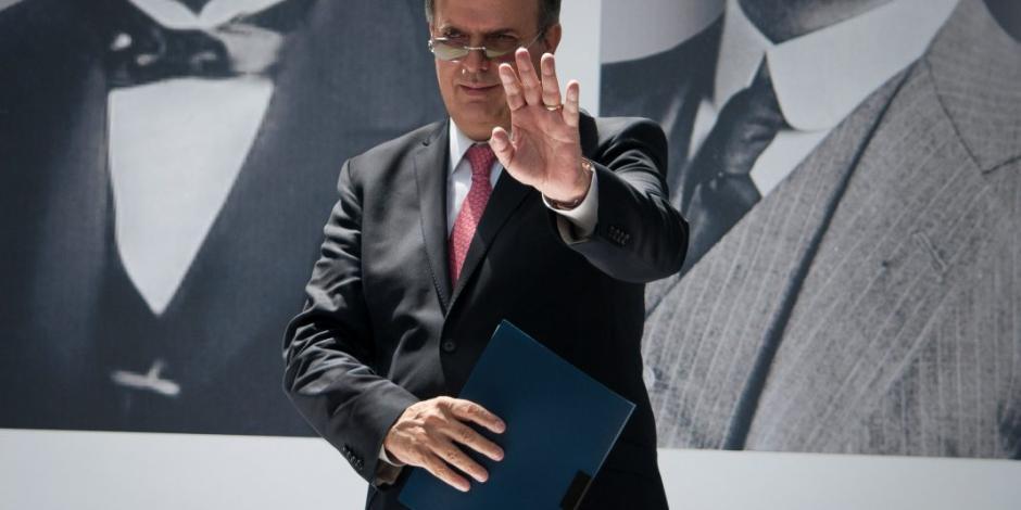 México no revocará invitación a Maduro, responde Ebrard a críticas
