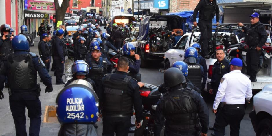 Piden a estados invertir en policías