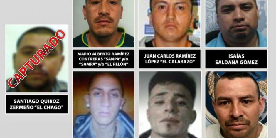 """Detienen a """"El Chago"""", ligado a ejecución de 8 en palenque de Guanajuato"""