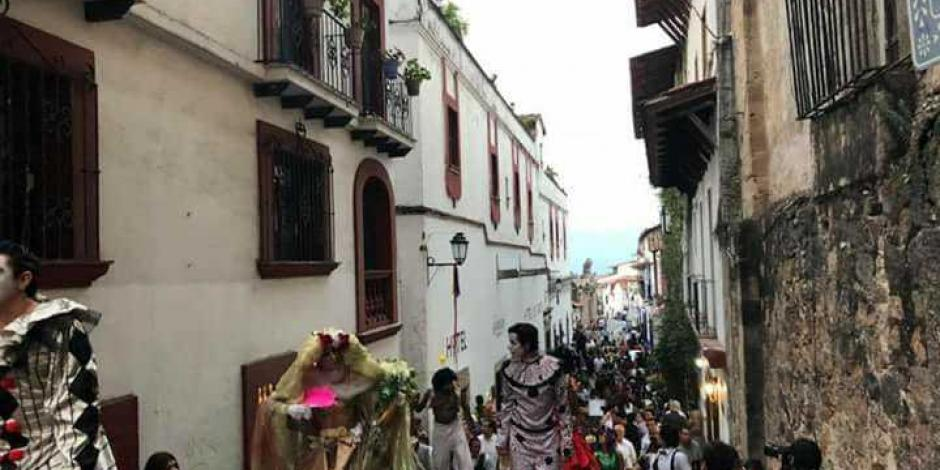 Inicia 31 edición de las Jornadas Alarconianas en Taxco