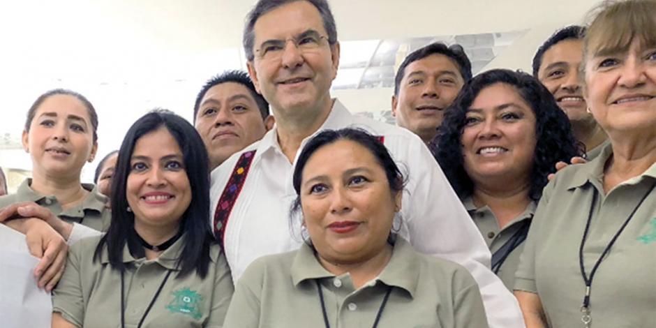 Normales son prioridad para futuro gobierno: Moctezuma