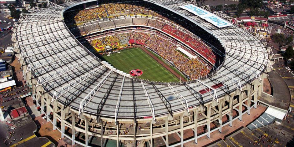 Estadio Azteca, sede inaugural del Mundial de 2026, asegura FMF