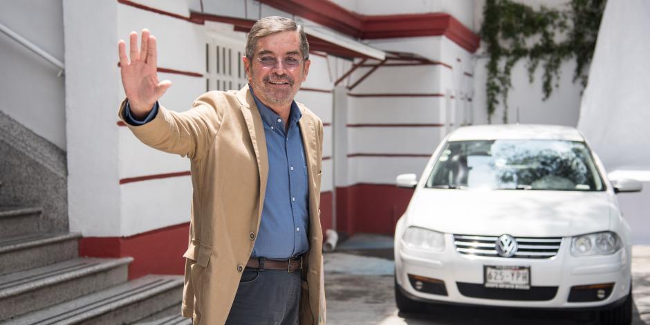 El porrismo es inadmisible, sostiene Juan Ramón de la Fuente