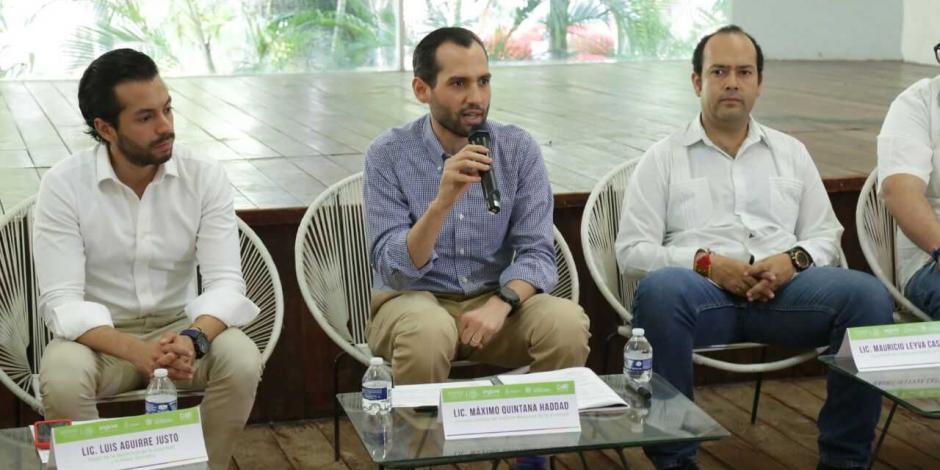 Firman autoridades federales y estatales pacto por las juventudes en Guerrero