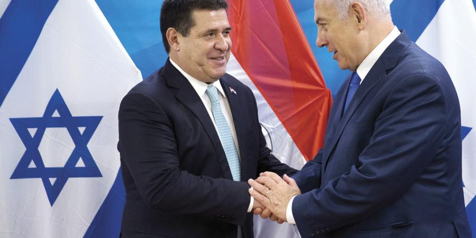 Paraguay muda sede a Jerusalén