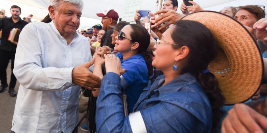 López Obrador encabezará mítines en Zacatecas y Aguascalientes
