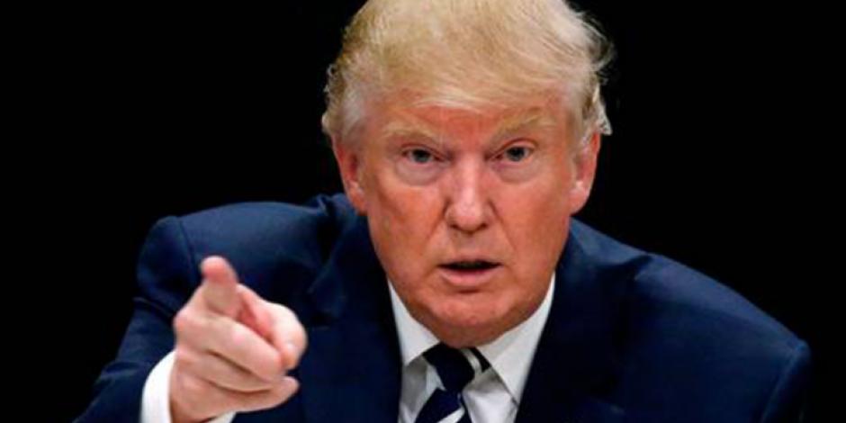 Trump amenaza a Honduras si no frena caravana migrante