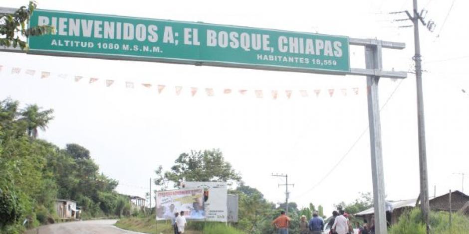 Gobierno de Chiapas atiende inconformidad en municipio de El Bosque