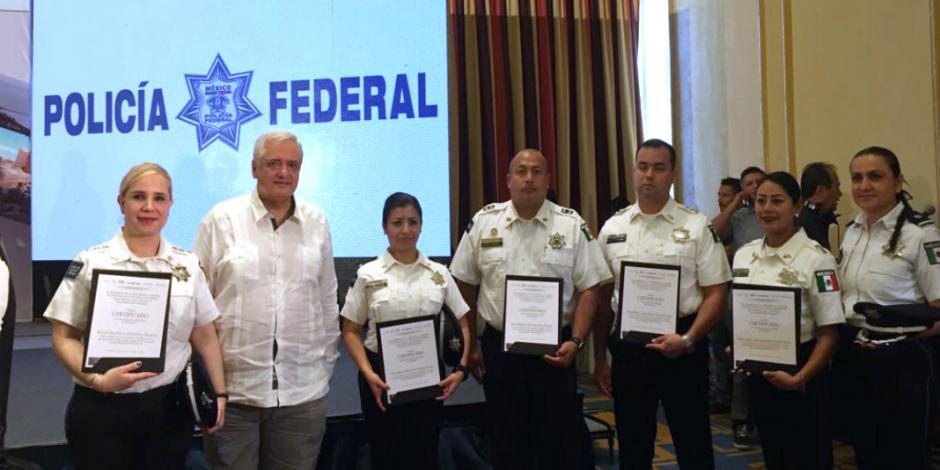 Entrega FOVISSSTE 32 mil 970 créditos hipotecarios para policías