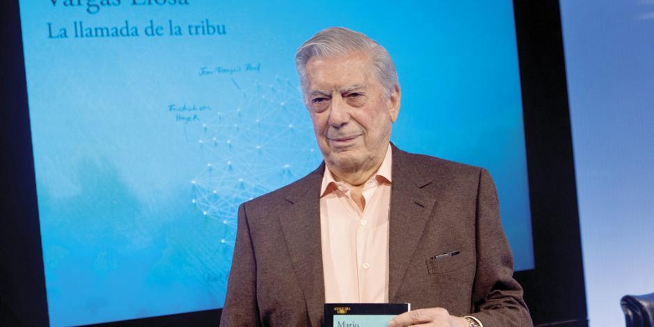 Si AMLO gana será el suicidio de México: Vargas Llosa