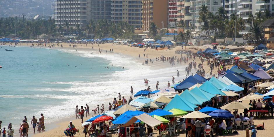 Acapulco registra 83% de ocupación hotelera