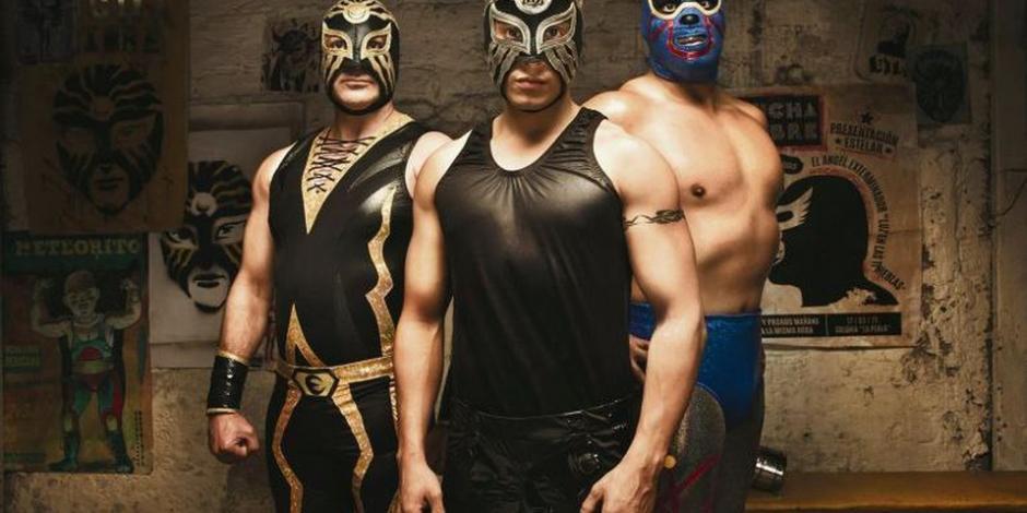 Llega a la TV la tradicional lucha libre mexicana