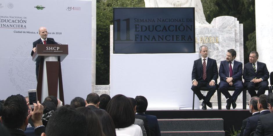 """""""Tersa y coordinada"""", la transición en Hacienda: González Anaya"""