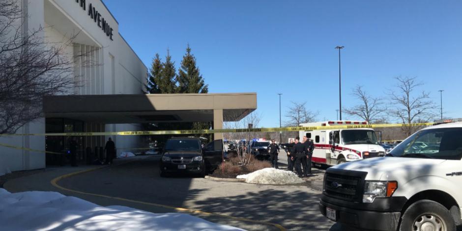 Reportan tiroteo en centro comercial cerca de Cleveland; policía arresta a responsable