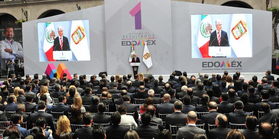 Reitera Del Mazo combatir la pobreza y la desigualdad en Edomex