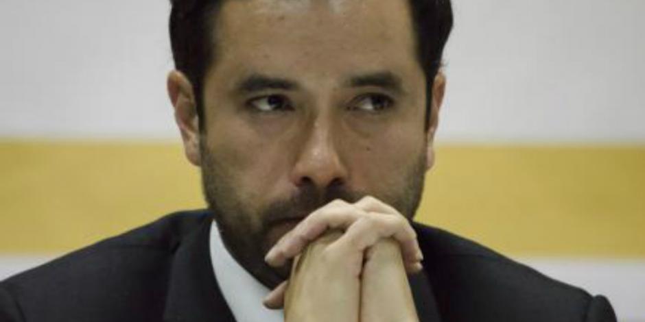 Romo esfuma 24 mdp por obra inflada en la MH