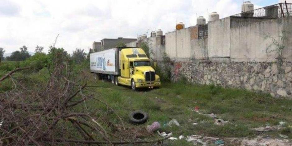 Adquieren 400 gavetas para cadáveres almacenados en tráileres