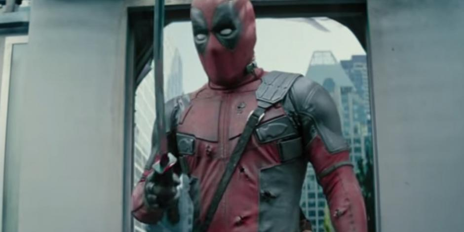 Revelan tráiler final de Deadpool 2
