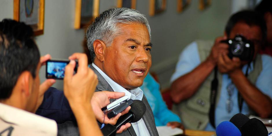 Detienen a candidato de Morena-PT a alcaldía por nexos con Los Rojos