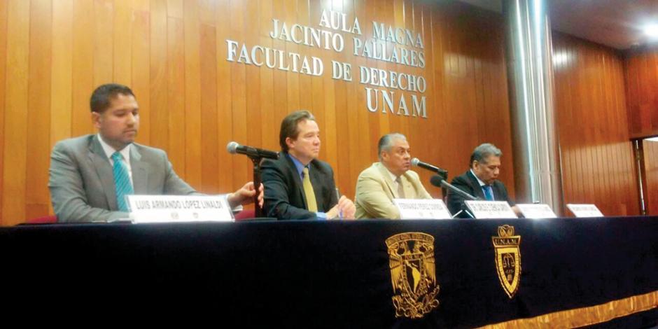 Académicos en UNAM aseguran que sí hay datos para vincular a Anaya por lavado