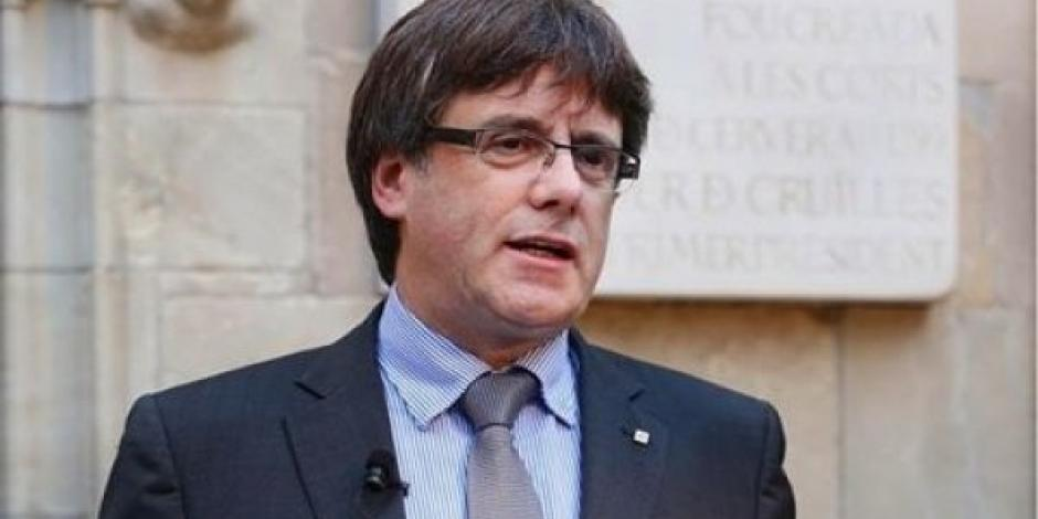 Puigdemont advierte que  el Rey Felipe será bienvenido a Cataluña, hasta que pida perdón