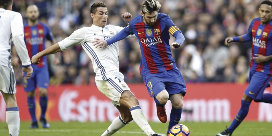 Barcelona y Real Madrid, clásico gris sin Messi ni Ronaldo
