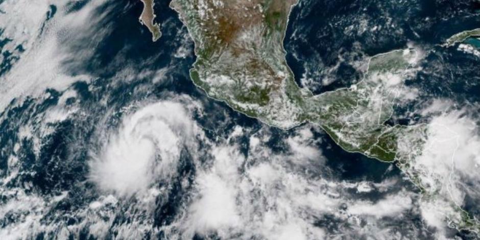 Conoce la trayectoria del huracán Rosa, que se acerca a costas de BCS