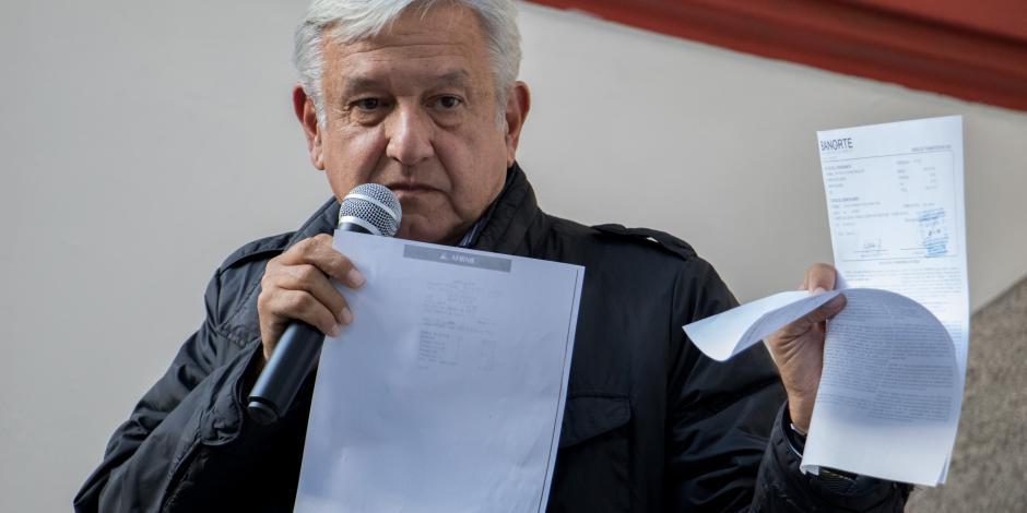 FOTOS: Publica AMLO plan de aeropuerto en Santa Lucía; costaría 66.8 mil mdp