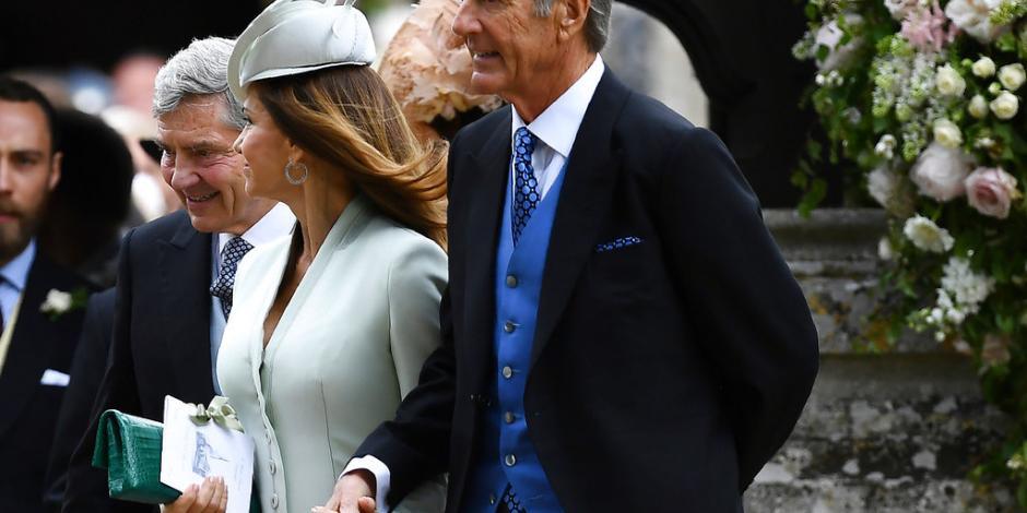 Acusan a suegro de Pippa Middleton, de violar a su sobrina